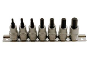 Laser 1791 7 Piece Hex Bit Set